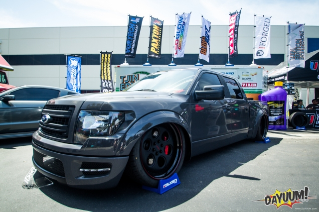 Tjin Edition Ecoboost F150 with Vortech Intercooler Upgrade Package