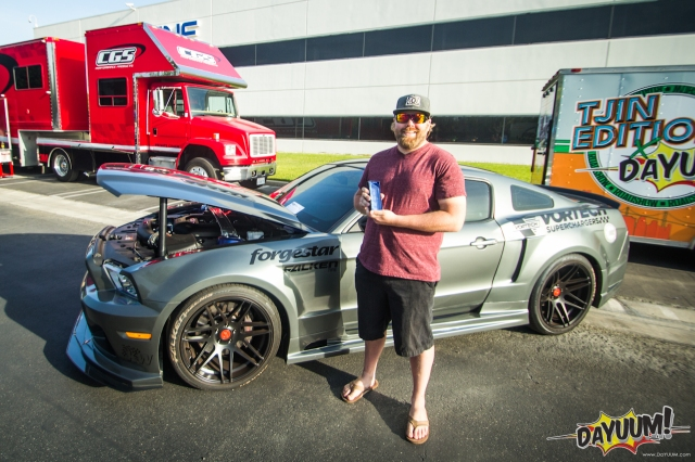 Jurrian's Vortech V-3 Si Supercharged APR Widebody 5.0L Mustang GT