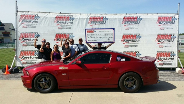 Winner Brandy Cisco & Team Beefcake