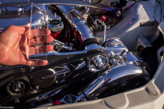 "Chris Ortez' ""Hottest Supercharged Setup"" Award Winning G35 Sedan"