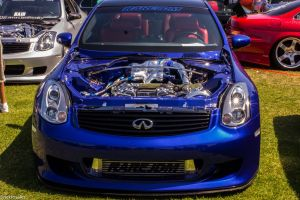 Fabrizzio Vilches' Stunning Vortech Supercharged G35 Coupe