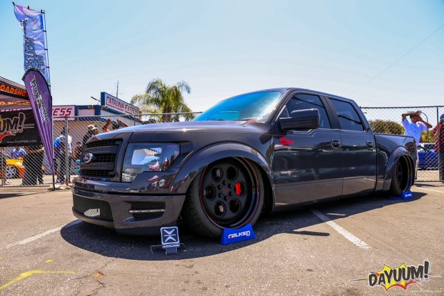 The Tjin Edition F150 with Vortech Ecoboost Intercooler Upgrade Package